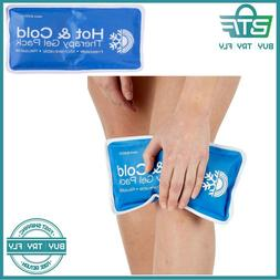Reusable Ice Gel Pack Sport Compress Small Therapy Cold Hot