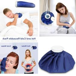 Reusable Ice Pack Bag For Sports Injuries Therapy Pain Relie
