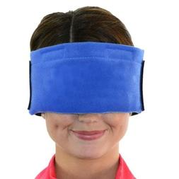 Cool Relief Soft Gel Ice Wrap for Eyes and Head, Migraine Pa