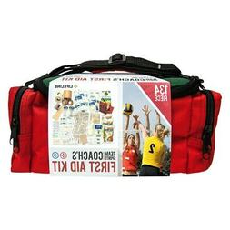 Lifeline Team Sport Coach First Aid and Safety Kit, Stocked