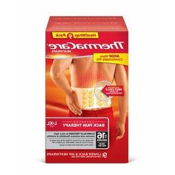 Thermacare Heatwraps Lower Back & Hip, L-XL- SPECIAL LIMITED