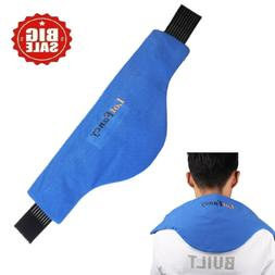 Upgrade Hot Cold Pack Ice Gel Therapy  Reusable for Neck Sho