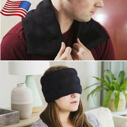 Wearable Ice Cold Pack For Migraine, Hat Therapy, Headache W