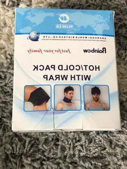 World-Bio Ice Pack for knee, Premium cold or Microwavable He